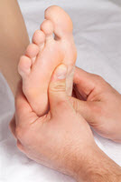 pyrmont foot massage